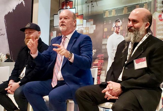 Neighborhood Goods CEO Matt Alexander, JLL Americas Retail President and CEO Greg Maloney and Thyng CEO Ed LaHood discuss the innovative products coming to retail at ICSC RECon 2019 in Las Vegas.