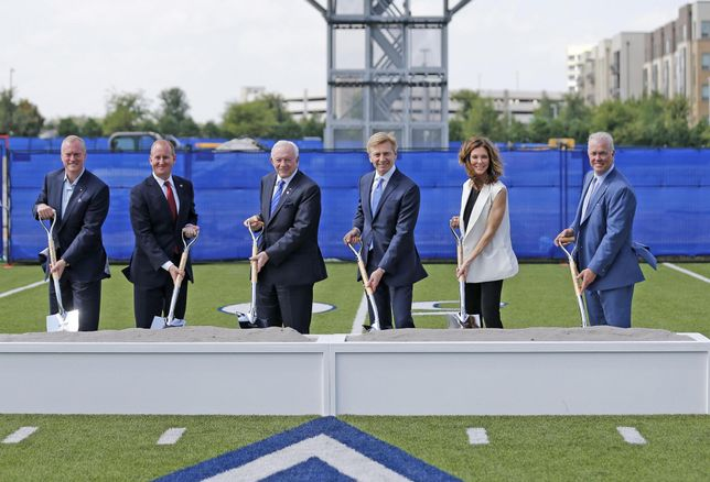 Dallas Cowboys Owner Jerry Jones: CRE Is A Contact Sport, So Football Players Fit Right In