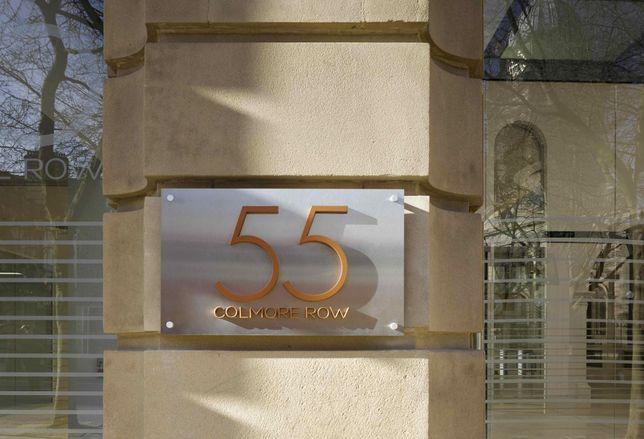 55 Colmore row office birmingham