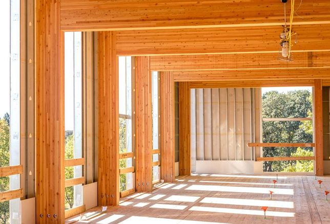 Why Your City's Next High-Rise Could Be Made Of Wood