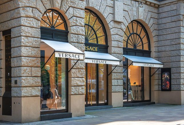 Backed By New Owners, Versace Plans Over 100 New Stores