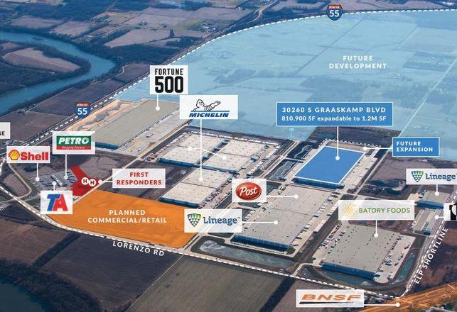 Elion Logistics Park 55