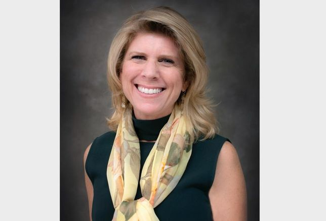 CBRE First Vice President Healthcare Services Angie Weber