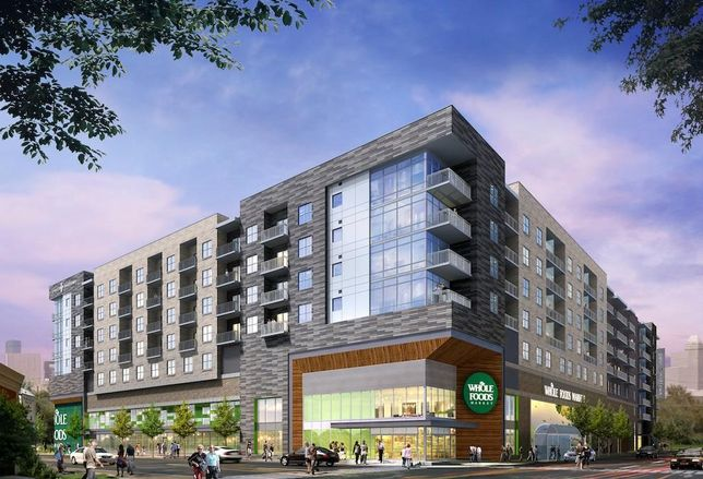 Whole Foods Market-Anchored Apartment Waves In First Residents In Midtown