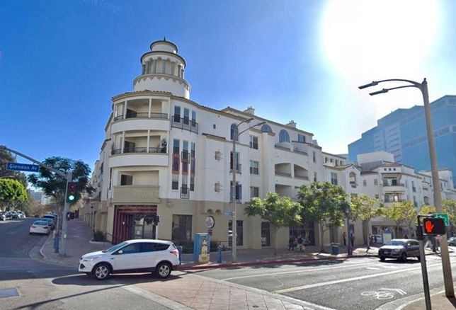 The Glendon at 1060 Glendon Ave. in Westwood