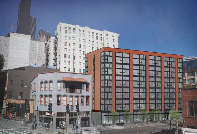 First Seattle Opportunity Zone Project Breaks Ground
