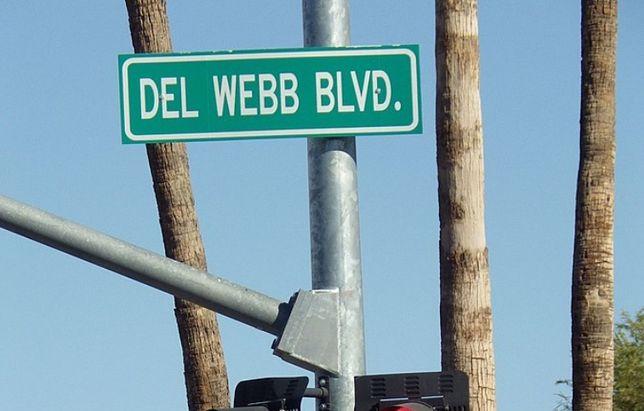 Del Webb Blvd.