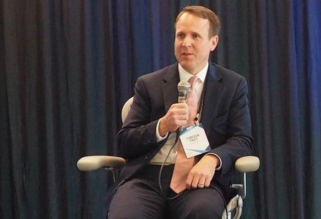 Foulger-Pratt CEO Cameron Pratt
