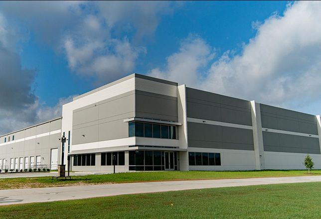 ZXP Technologies Takes New Distribution Facility In Baytown