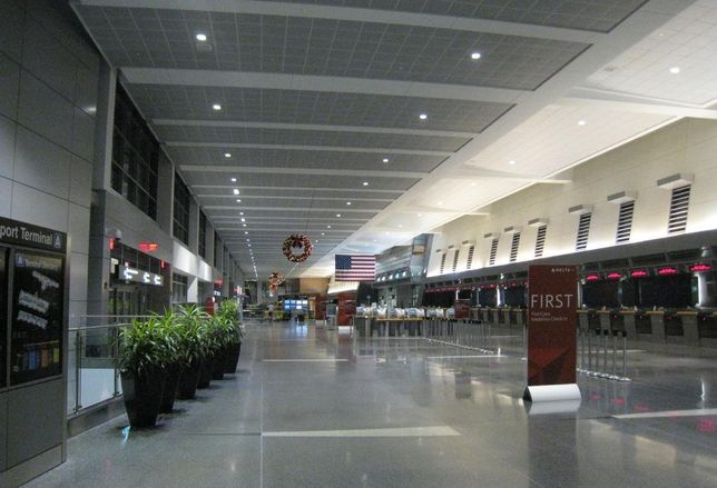 Delta Completes Logan Terminal A Expansion, Adds Flights To Rome And Paris