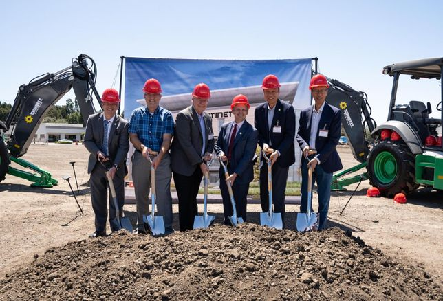 Sares Regis Group Breaks Ground