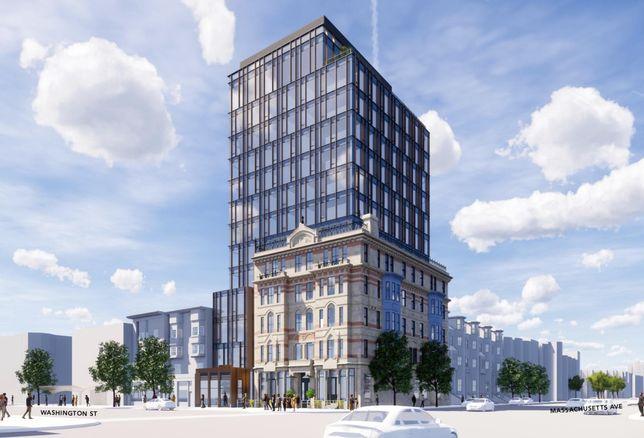 The Alexandra Hotel's Redevelopment Ignites Roxbury Displacement Concerns