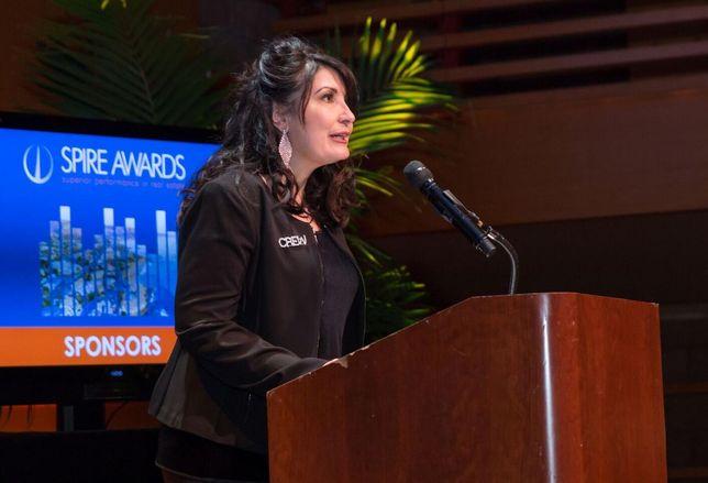 Chapman Executive Director of Real Estate and Property Management Linda Padilla-Smyth