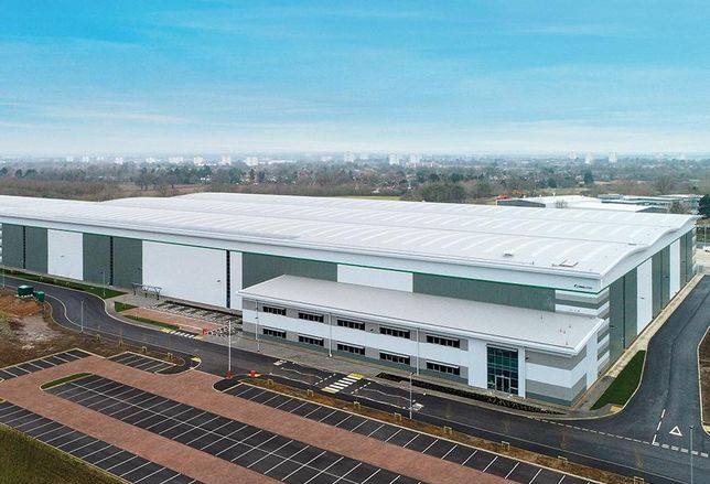Prologis Park Birmingham Interchange (PPBI) in Solihull to global automotive supplier, International Automotive Components Group (IAC) – a leading global supplier of automotive components and systems.