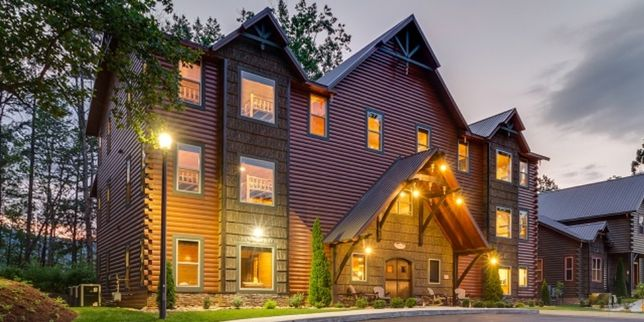 Cherokee Orchard Wyndham Vacations