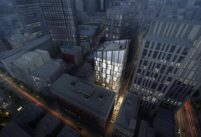 Construction Loan Secured For 21-Story Theater District Multifamily Project
