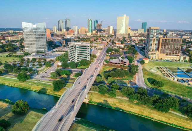 Fort Worth's Mission To Attract HQs Scores Another Win