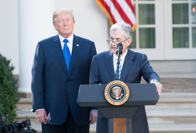 As Trade War Escalates, Fed Chair Powell Struggles To Maintain Stability
