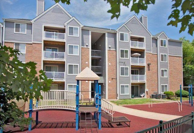 The Woodbridge Station apartment community