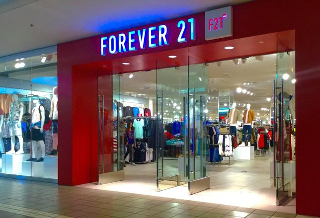 As Forever 21 Reduces Its Store Closures, Simon Thinks The Worst Is Over For Retail Bankruptcies