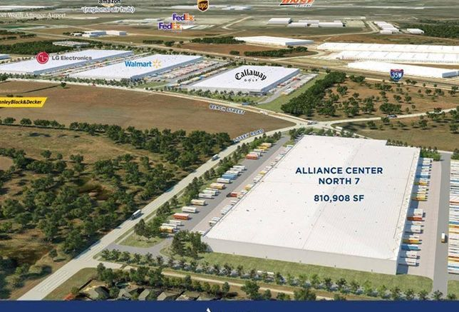 Tenants Keep Leasing, So Hillwood Keeps Building In AllianceTexas With 2 Spec Buildings Planned