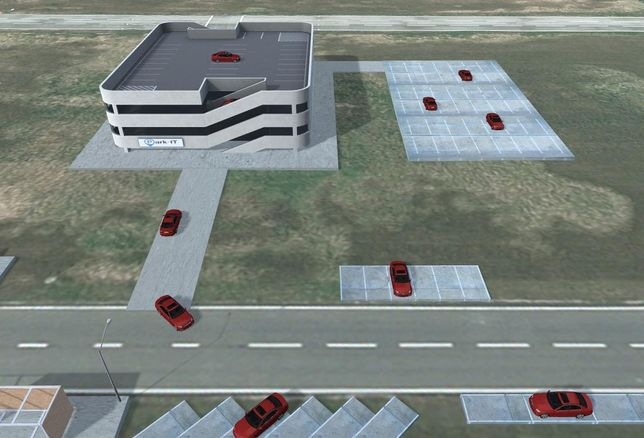 automated parking mira midlanmds