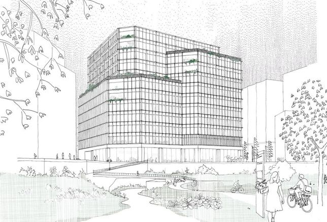 Offices Plan Grows By 220K SF As Mayfield Gets Deeper Into The Manchester Office Vibe
