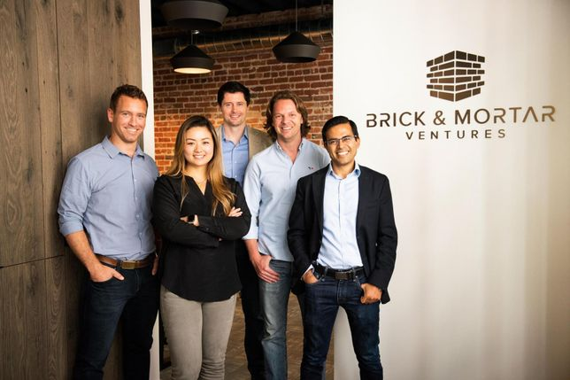 Brick and Mortar Ventures Team