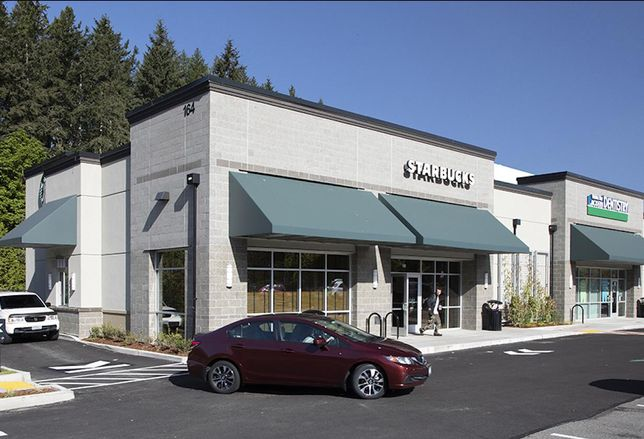 Starbucks Building In Federal Way Sells For $3.7M