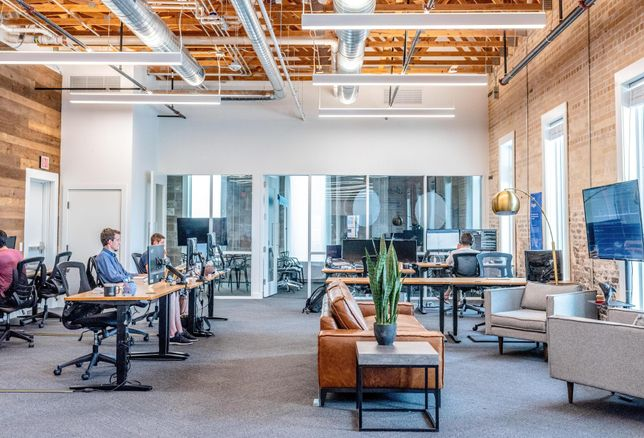 There Are 5 Generations In The Workforce. Will Office Design Keep Up?