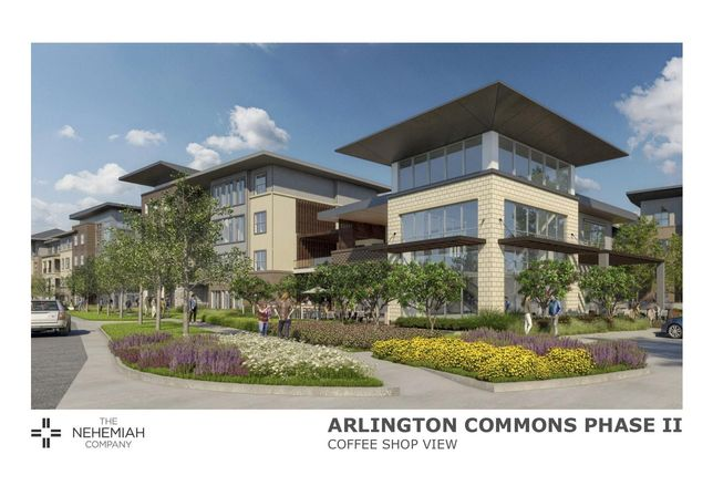 The Nehemiah Co. Just Broke Ground On More Arlington Apartment Units, Following This Trend