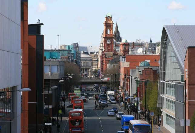 oxford road manchester