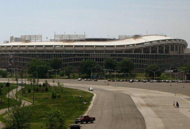 RFK Stadium in D.C.