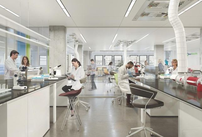 As NYC Mobilizes Life Sciences Research, Contractors Take Center Stage