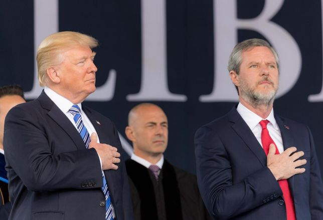 Jerry Falwell Jr. Reportedly Used Liberty University As CRE Investment Vehicle