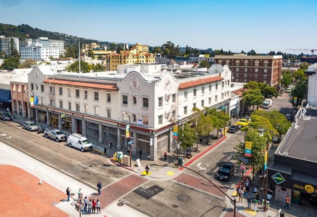 How An East Bay Multifamily Portfolio Just Sold For $658 Per SF