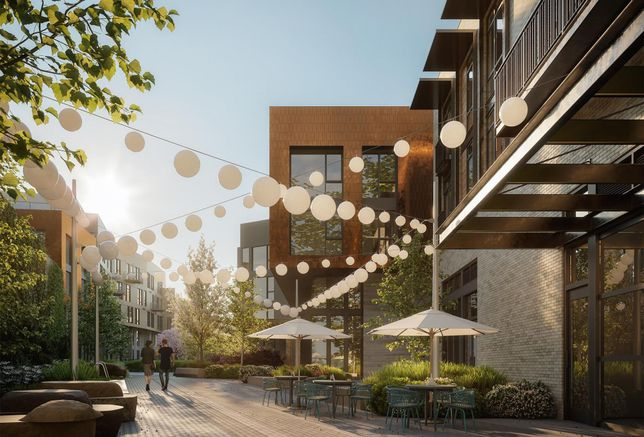 Potrero Hill Luxury Development