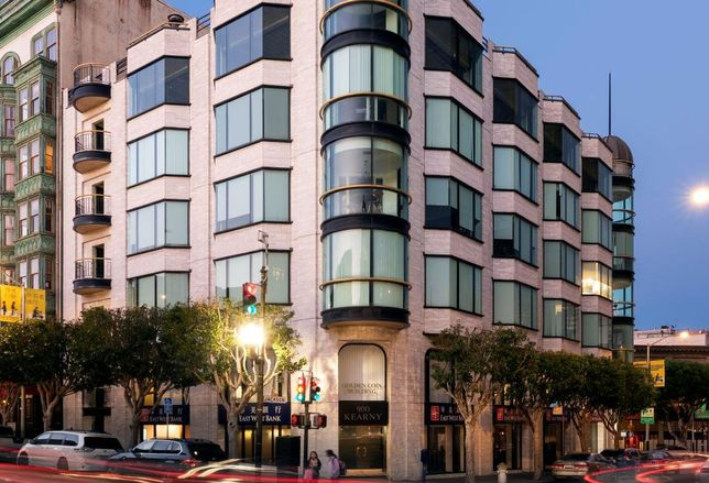 Growing S.F. Investor Pays $60M For Two Jackson Square Buildings