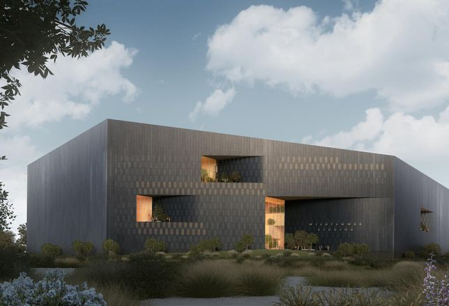 Rendering Revealed: De Niro Group Taps Bjarke Ingels To Design New Astoria Studios