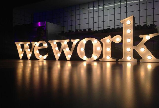we work wework