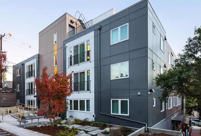 Mt. Baker Housing Wins National Award For Seattle Affordable Housing Project