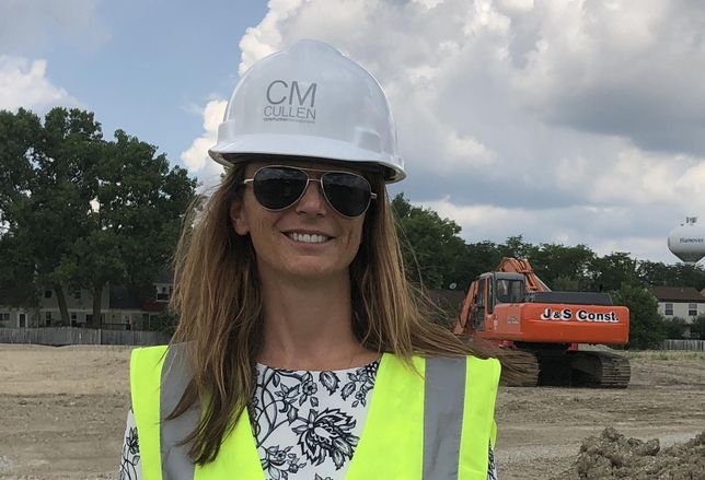 Cullen Construction Management President Shaylyn Cullen
