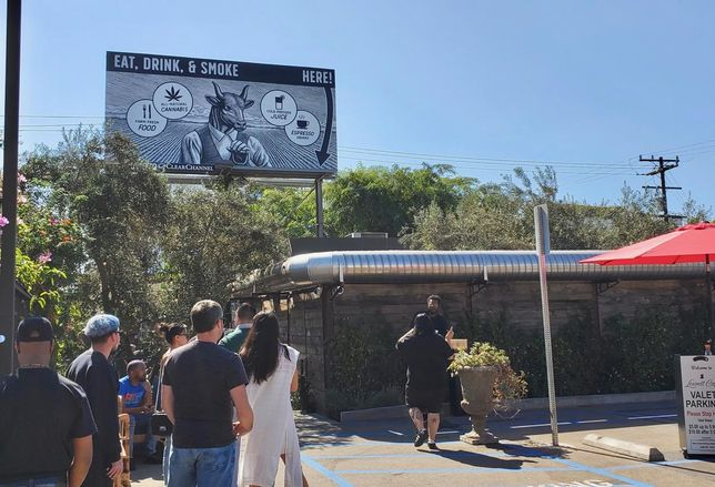 Lowell Farms: Cannabis Cafe in West Hollywood