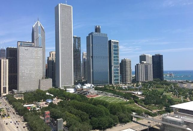 Office Availability In Downtown Chicago Is On The Rise, And Rents Are Hitting A Plateau