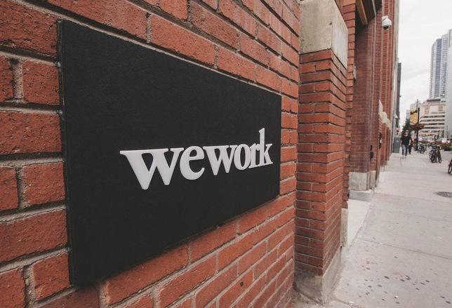 SoftBank's Vision Fund Is Taking A More Than $5B Hit Thanks To Bets On WeWork, Uber