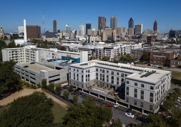 Grubb Properties Pays Nearly $50M For Memorial Drive Apartments