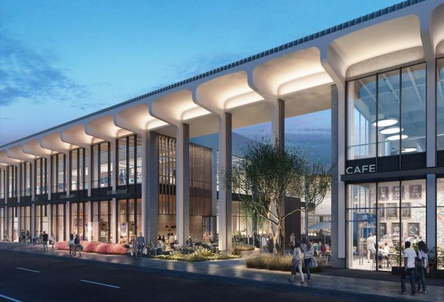 GPI Cos. rendering of West End in West Los Angeles
