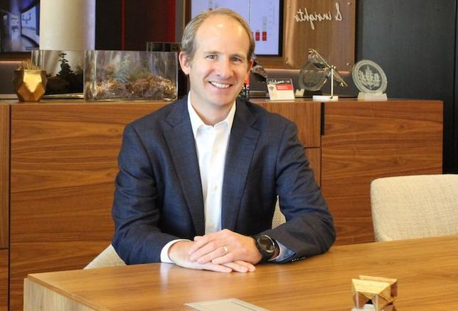 JLL Managing Director Brooks Brown