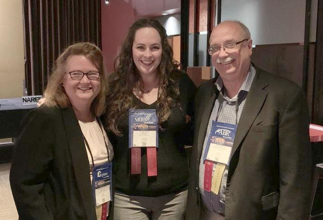 Bisnow Managing Editor Catie Dixon Elected NAREE President
