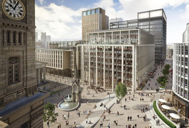 Paradise Regained: Birmingham's Office Market Renaissance